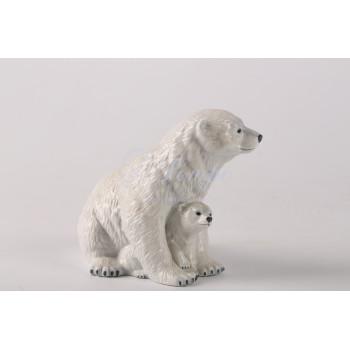 """Фигура """"Белые медведи"""""""